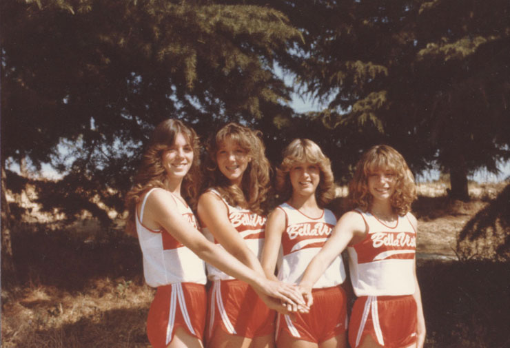 1982 BV Girls 4 x 400 Relay