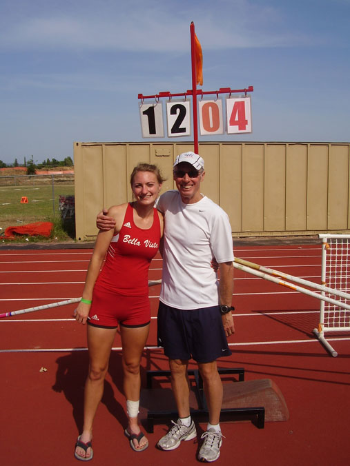 Clay Taft and Veronica Stimson 2007